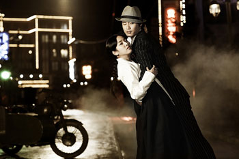 Korean Drama 경성스캔들 / Scandal in Old Seoul / Scandal in the Capital / Modern Romance