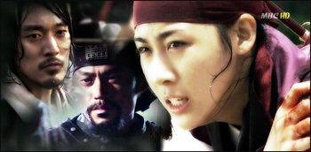 Korean Drama 조선 여형사 다모 / 茶母 / Joseon Yeohyeongsa Damo