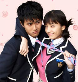 Korean Drama 쾌걸 춘향 / Kwae-geol Choon-hyang /  Sassy Girl, Choon-hyang (KBS Global) / Pleasurable Girl Choon-Hyang