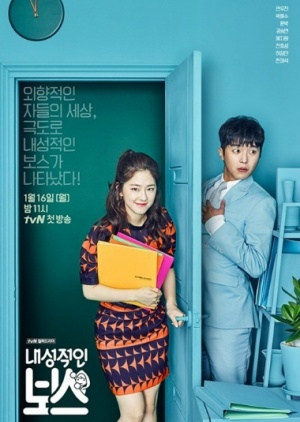 Korean Drama 내성적인 보스 / Introverted Boss / Sensitive Boss
