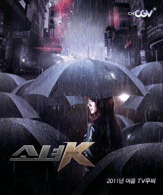 Korean Drama Killer K Information