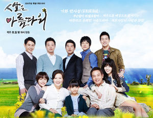 Korean Drama 인생은 아름다워 / Life is Beautiful / Insaengeun Ahreumdawo