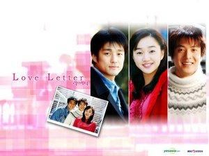 Korean Drama 러브레터 / Leo-beu Le-teo