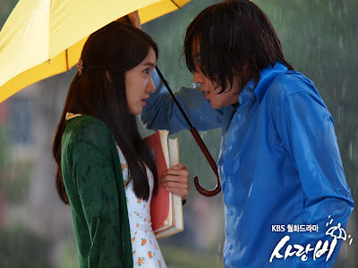 Korean Drama 사랑비 / Sa-rang-bi
