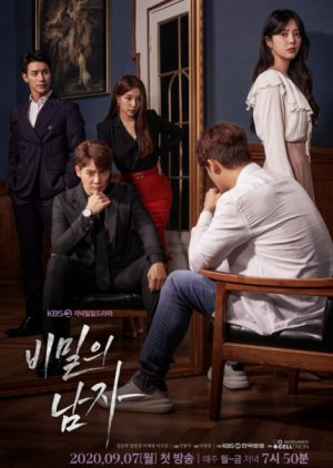 Korean Drama 비밀의 남자 / Man in a Veil / Man Behind Secret / A Secret Man
