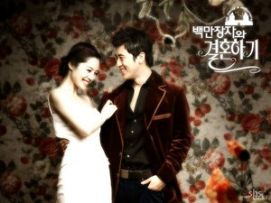 Korean Drama Marrying a Millionaire / baek-man-jang-ja-wa gyeol-hon-ha-gi
