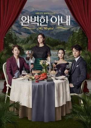 Korean Drama 완벽한 아내 / Perfect Wife / Ms. Perfect