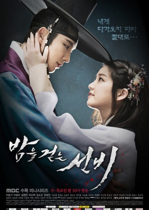 Korean Drama 밤을 걷는 선비 / Scholar Who Walks the Night / Scholar of the Night / Night Strolling Scholar