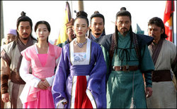 Korean Drama Sea God / 해신 (海神) / Hae Shin / Emperor of the Sea / God of the Sea / Jang Bogo