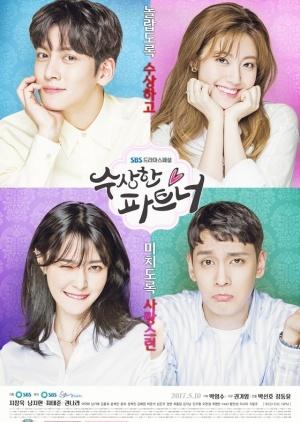 Korean Drama 수상한 파트너 / Suspicious Partner / This Woman / Suspicious Romance