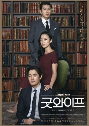 Korean Drama 굿 와이프 / The Good Wife
