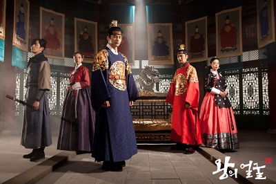 Korean Drama 왕의 얼굴 / The King's Face