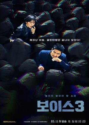 Korean Drama 보이스 시즌3 / Voice (Season 3)