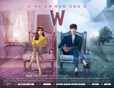 Korean Drama W – Two Worlds / 더블유 / W