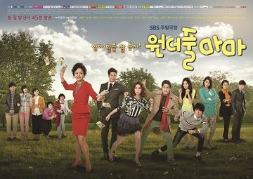 Korean Drama 원더풀 마마 / Wondeopool Mama