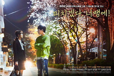 Korean Drama  미치겠다, 너땜에! / You Drive Me Crazy /  I'm Going Crazy Because of You
