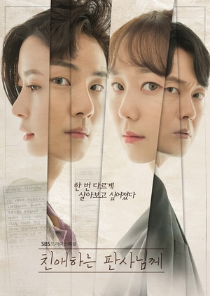 Korean Drama 친애하는 판사님께 / Your Honor /  Dear Judge